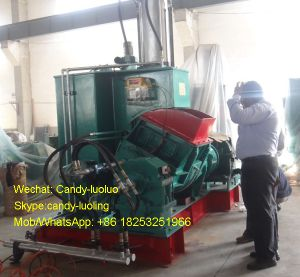 Rubber Dispersion Kneader, Strong Pressured Internal Mixer Machine X (S) N-75L pictures & photos