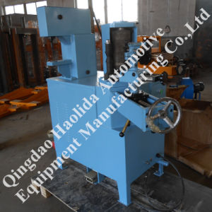 Factory Supply Brake Shoe Riveting and Grinding Machine pictures & photos