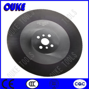 Ticn Coated HSS Circular Saw Blade for Cutting Copper pictures & photos