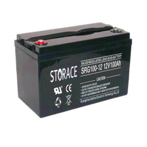 Deep Cycle Battery Srd100-12 SLA Battery 12V 100ah pictures & photos