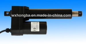 12V/24V DC Electric Industrial 7000n 5mm to 8mm/S with Potentiometer and Clutch Linear Actuator (HB-DJ808) pictures & photos
