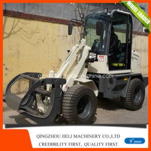 China Farm Machinery 0.8ton Jieli Mini Radlader pictures & photos