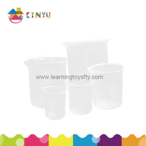 Plastic Beaker for School Use pictures & photos