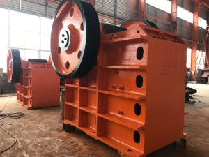 PE 600*900 Jaw Crusher Stone Crusher pictures & photos