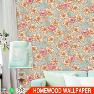 High Quality New Italy Design Wallpaper (70cm*10m) pictures & photos