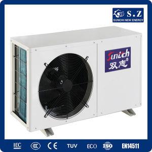 CE, AS/NZS60335 Australia, New Zealand Ceritificate 220V, 250L, 3kw, 5kw, 7kw, 9kw, Max60deg. C, Cop4.2 Tankless Heat Pump Water Heater pictures & photos