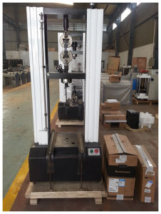 50kn Digital Display Electronic Universal Testing Machine pictures & photos