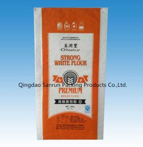 25kg Wheat Flour PP Woven Bag pictures & photos