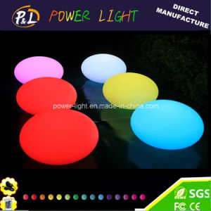 Party LED Decoration Flat Balls LED Mood Lamp with Remote Control pictures & photos