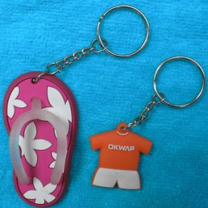 Cute Colorful High Quality Keychain Shoes pictures & photos
