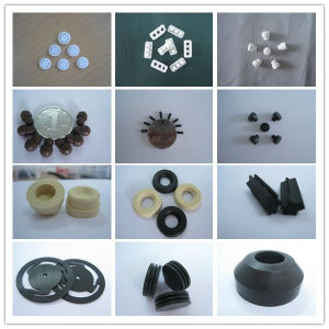 Food Grade Silicone/Viton/EPDM/NBR/Acm/HNBR/Natural Rubber Seal Gasket pictures & photos