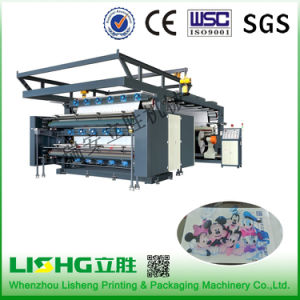 4 Color PP Woven Bag Flexo Printing Machine pictures & photos