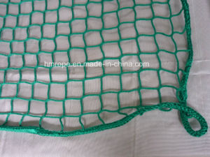 Safety Cargo Net Green Color PP Multifimament pictures & photos