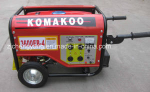 2.5kw Silent Home Use Gasoline Generator (CY3600) pictures & photos