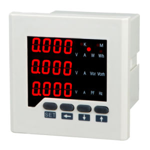 Multifunctional LED Digital Meter pictures & photos