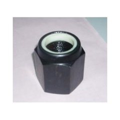 China Hexagonal Nylon Lock Nut, Black pictures & photos