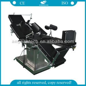 AG-Ot012 Electronic Operation Furniture ISO&CE Multifunction Medical Tables pictures & photos