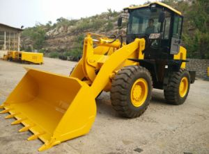 3.0ton China Cheap Front End Loader pictures & photos