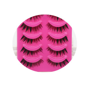 False Eyelashes for Lashes Makeup Eyelash Extension with Fake Eyelashes pictures & photos