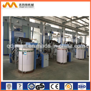 Good Price Cotton Sheep Wool Carding Machine for Hygroscopic Cotton pictures & photos