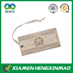 Elegant High Quality Custom Made Paper Swing Tag