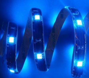 12V 24V Waterproof RGB Light SMD5050 Flexible LED Strip pictures & photos