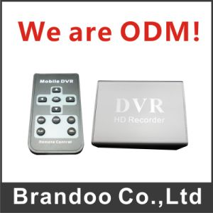 Wholesale 1 Channel Mini SD DVR From China Factory Direct, DVR Wholesale From Brandoo pictures & photos