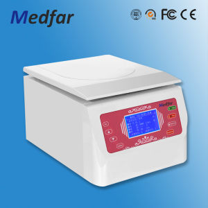 Hot Selling! ! ! Medfar Medical Centrifuge with CE pictures & photos
