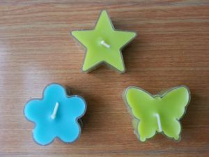 Star Tealight Candle pictures & photos