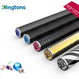 New High Quality Metal Tube Crystal Tip Electronic Shisha pictures & photos