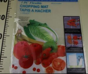 Flexible Chopping Mat, Cutting Mat pictures & photos