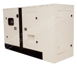 85kVA USA Brand Cummins Powered Engine Generator with ISO Certification pictures & photos