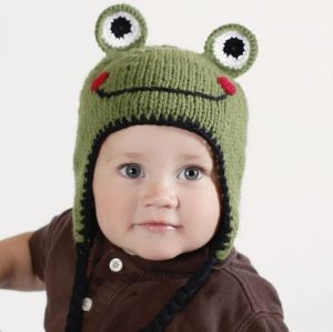 The Frog Prince Children Beanie Hat (XT-CB001) pictures & photos
