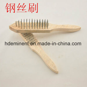 Hot Selling Stainless Steel Wire Mesh Cleaning Brush with Great Price pictures & photos