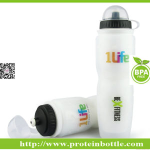 600ml Protein Shaker Bottle with Ball pictures & photos