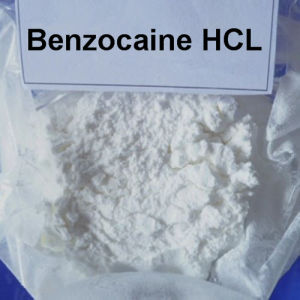 99% USP Benzocaine HCl Benzocaine Hydrochloride Raw Powder Pain Killer Numbing Medication pictures & photos