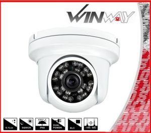 Security 20m IR Dome CCTV Camera (WW-D400-535)