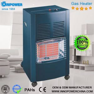 4200W Infrared Ceramic Gas Heater with CE, PAHs, Reach (H5201, sand blue) pictures & photos