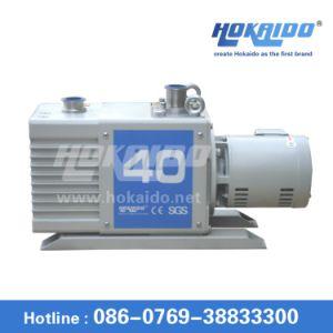 Hokaido C Series Dual Stage Rotary Vane Vacuum Pump (2RH040C)