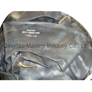 Natural Rubber Inner Tube / Butyl Inner Tube (10.00R20, 7.50R16, 3.00-18...) pictures & photos