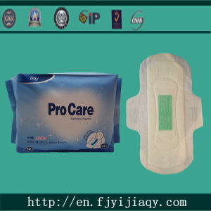 Ultra Thin Anion Women Sanitary Napkin Manufacturer with Cheap Price pictures & photos