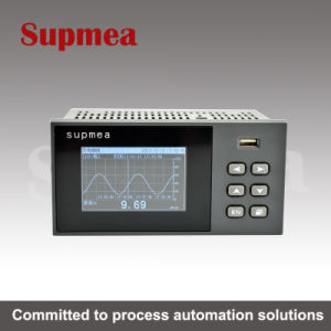 4 Channels Pressure Paperless Recorder with Lower Price High Quality Temperature Recorder