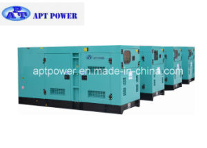 297kw Diesel Powered Generator Soundproof Type pictures & photos