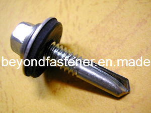Self Drilling Screw Bolt Fastener pictures & photos