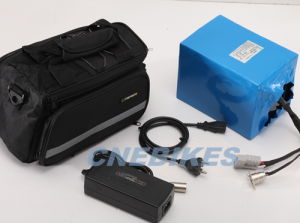 CE-Approved Newest 48V 1000W Electric Bike Kit with Lithium Battery 48V 20ah pictures & photos