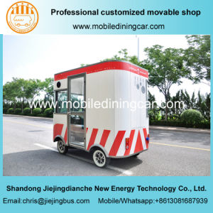 Customized Vending Food Cart for Sale pictures & photos