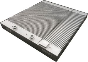 AC Air Compressor Part Oil Cooler Heat Exchanger Hydraulic Radiator pictures & photos