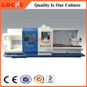 Ck61100 High Accuracy Cheap Torno Horizontal CNC Lathe for Cutting Shaft pictures & photos