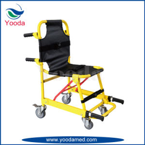 PVC Seat Foldable Emergency Stair Chair pictures & photos
