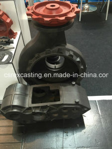 OEM Gray/Grey/Sg/Ductile/Cast Iron with Sand Casting pictures & photos